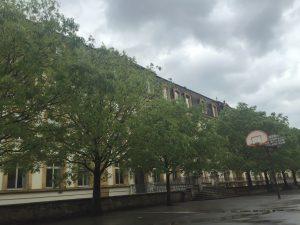 Centre des Terreaux, place de recréation